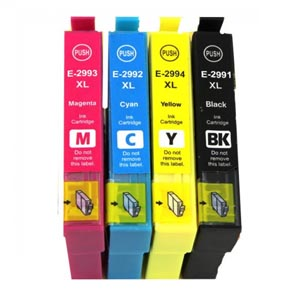 Epson Compatible 29XL Ink Cartridges Set for £16.99
