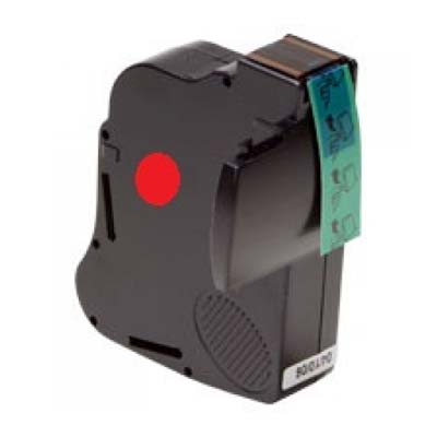 300206 - Neopost Red  Compatible Inkjet Cartridge