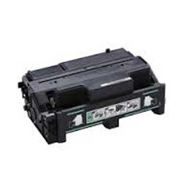 406685 - Ricoh Black  Remanufactured Toner Cartridge