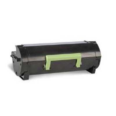 50F2000 (502) - Lexmark Black  Remanufactured Toner Cartridge