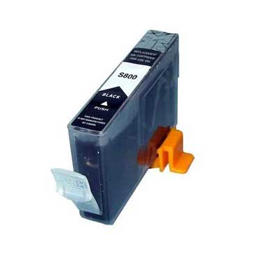 BCI-6BK - Canon Black  Compatible Inkjet Cartridge