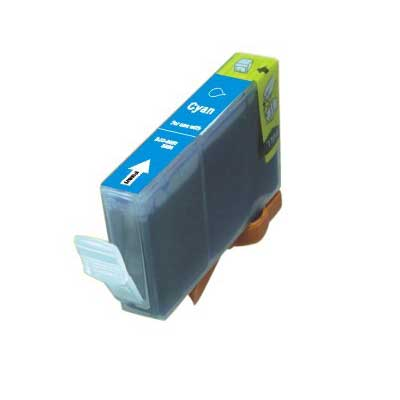BCI-6C - Canon Cyan  Compatible Inkjet Cartridge