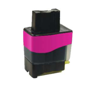LC900M - Brother Magenta  Compatible Inkjet Cartridge