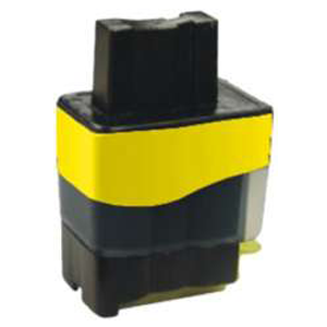 LC900Y - Brother Yellow  Compatible Inkjet Cartridge