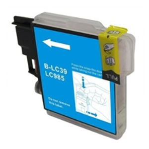 LC985C - Brother Cyan   Compatible Inkjet Cartridge