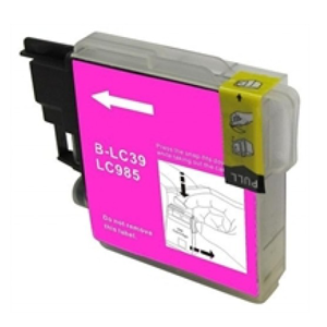 LC985M - Brother Magenta   Compatible Inkjet Cartridge