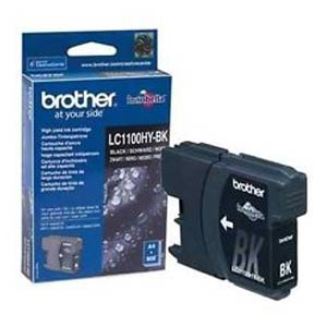 LC1100HYBK - Brother Black High Capacity Original Inkjet Cartridge