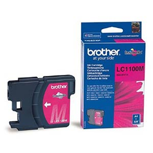 LC1100M - Brother Magenta  Original Inkjet Cartridge