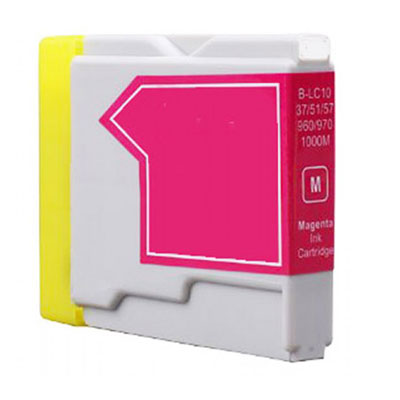 LC1000M - Brother Magenta  Compatible Inkjet Cartridge
