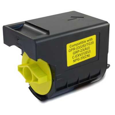 C-EXV21 - Canon Yellow  Remanufactured Toner Cartridge