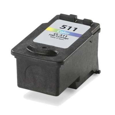 CL-511 - Canon Colour  Remanufactured Inkjet Cartridge