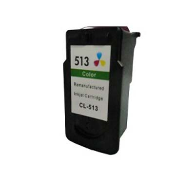 CL-513 - Canon Colour  High Capacity Compatible Inkjet Cartridge