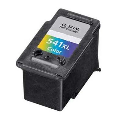 CL-541XL - Canon Colour  High Capacity Remanufactured Inkjet Cartridge
