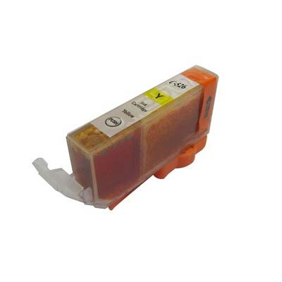 CLI-526Y - Canon Yellow   Compatible Inkjet Cartridge