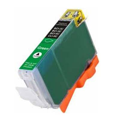 CLI-8G - Canon Green   Compatible Inkjet Cartridge