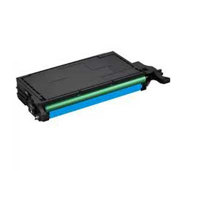 CLT-C6092S - Samsung Cyan  Remanufactured Toner Cartridge