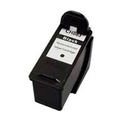 CH883 - Dell Black  Remanufactured Inkjet Cartridge