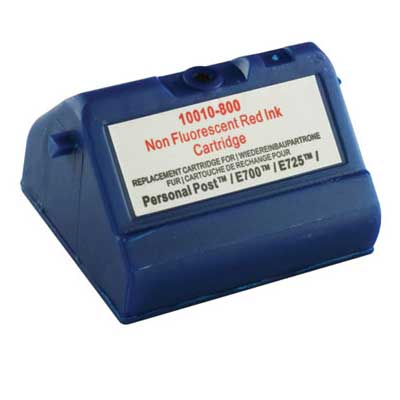E74092001 (E74092-001) - Pitney Red  Compatible Inkjet Cartridge