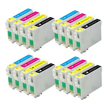29XL 4XMultipack - Set of 4  Epson  High Capacity Compatible Inkjet Cartridges