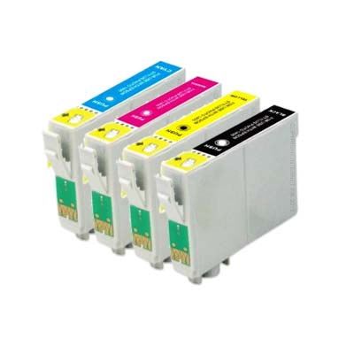29XL T2996 Multipack - Set of 4  Epson  High Capacity Compatible Inkjet Cartridges