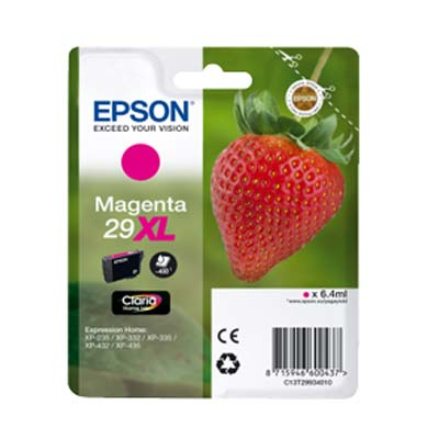 29XL T2993 - Epson Magenta  High Capacity Original Inkjet Cartridge