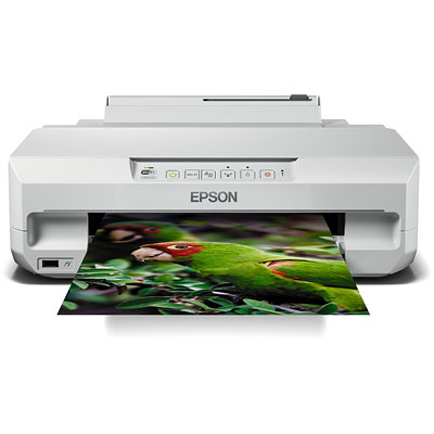 Epson Expression Photo XP-55 A4 Colour Multifunction Inkjet Printer Hardware