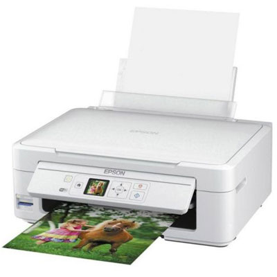 Epson Expression XP-325 A4 Colour Multifunction  Printer Hardware