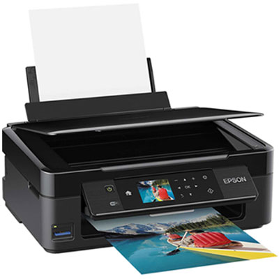 Epson Expression XP-422 WiFi A4 Colour Multifunction Inkjet Printer Hardware