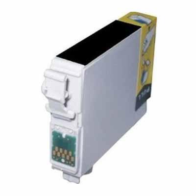 T0321 - Epson Black   Compatible Inkjet Cartridge