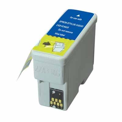 T040 - Epson Black  Compatible Inkjet Cartridge