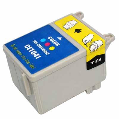 T041 - Epson Colour  Compatible Inkjet Cartridge