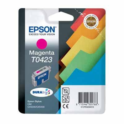 T0423 - Epson Magenta  Original Inkjet Cartridge