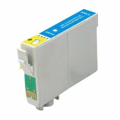T0442 - Epson Cyan High Capacity Compatible Inkjet Cartridge