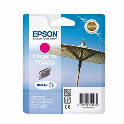 T0453 - Epson Magenta  Original Inkjet Cartridge