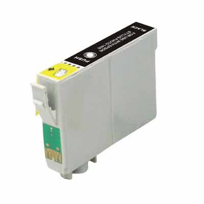 T0711 - Epson Black   Compatible Inkjet Cartridge