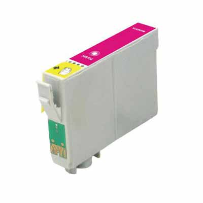 T0713 - Epson Magenta   Compatible Inkjet Cartridge