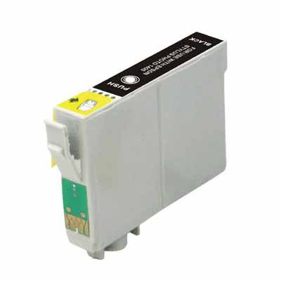 T1291 - Epson Black  High Capacity Compatible Inkjet Cartridge