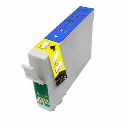 T1292 - Epson Cyan  High Capacity Compatible Inkjet Cartridge