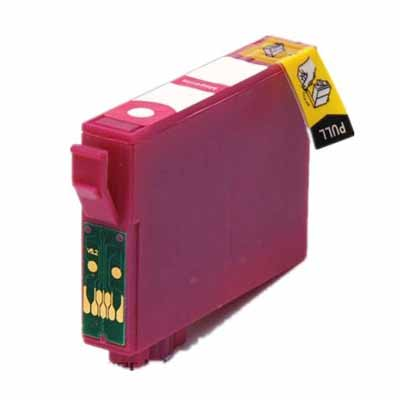 T1293 - Epson Magenta  High Capacity Compatible Inkjet Cartridge