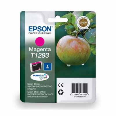 T1293 - Epson Magenta High Capacity Original Inkjet Cartridge