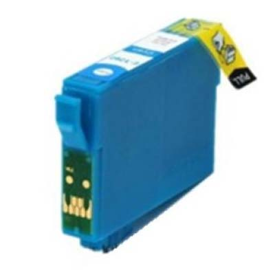 18XL T1812 - Epson Cyan  High Capacity Compatible Inkjet Cartridge
