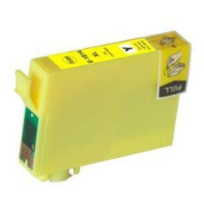 18XL T1814 - Epson Yellow  High Capacity Compatible Inkjet Cartridge