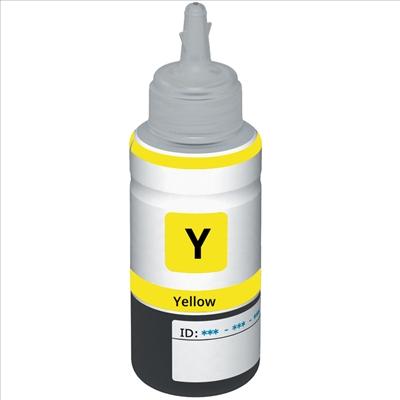 T6734 - Epson Yellow   Compatible Inkjet Cartridge