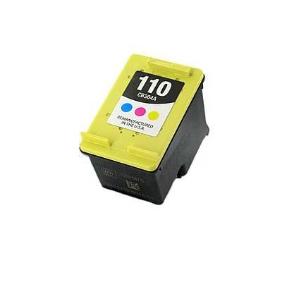 110 - HP Colour  Remanufactured Inkjet Cartridge