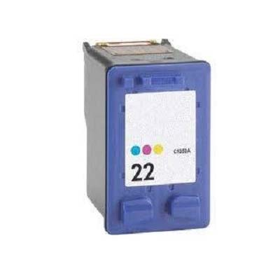 22 (C9352) - HP Colour   Remanufactured Inkjet Cartridge