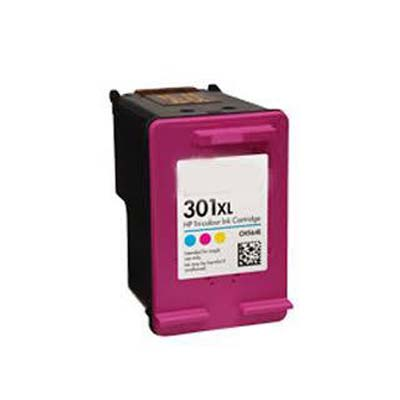 301XL CH564EE - HP Colour  High Capacity Remanufactured Inkjet Cartridge
