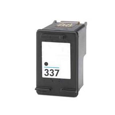 337 (C9364) - HP Black  Remanufactured Inkjet Cartridge