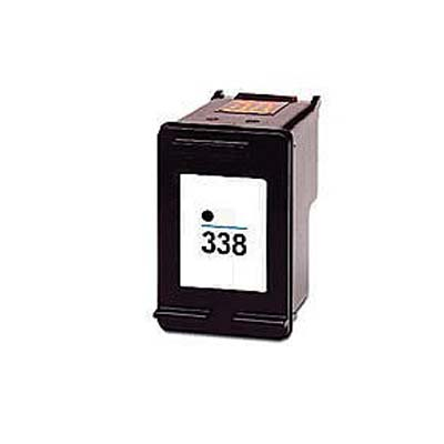 338 (C8765) - HP Black  Remanufactured Inkjet Cartridge