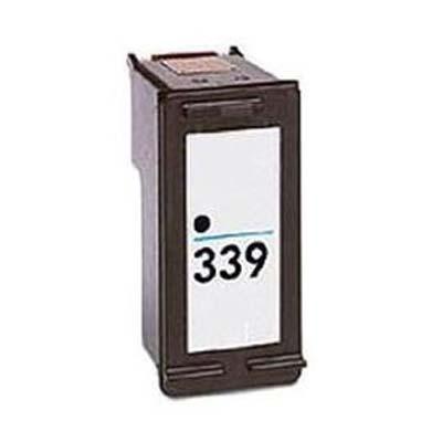339 (C8767EE) - HP Black High Capacity Remanufactured Inkjet Cartridge
