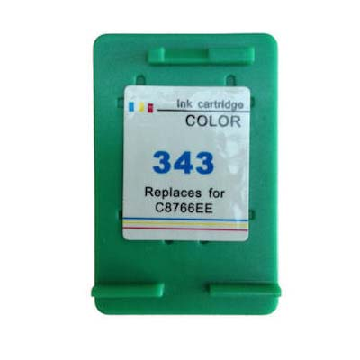 343 (C8766) - HP Colour  Remanufactured Inkjet Cartridge